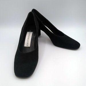 Bandolino Black Pumps Size 7.525